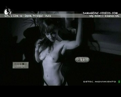 Vanessa hidden camera topless